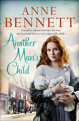 Another Man's Child by Anne Bennett image