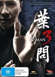 Ip Man 3 on DVD