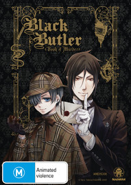 Black Butler: Book Of Murder on