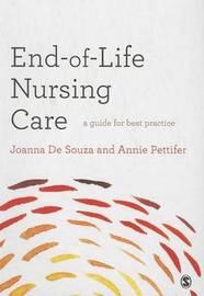 End-of-Life Nursing Care by Annie Pettifer