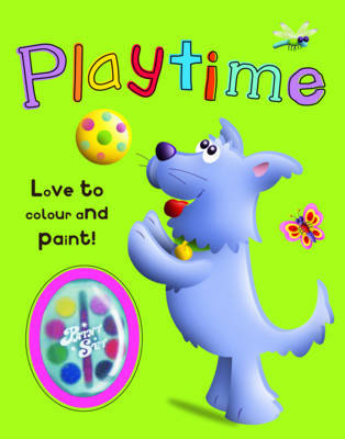 Colour and Paint: Playtime