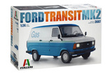 Italeri 1:24 Ford Transit Mk2 Model Kit