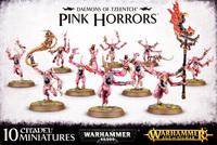 Warhammer Tzeentch Daemons: Pink Horrors