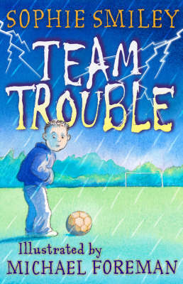 Team Trouble by Sophie Smiley image