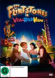 The Flinstones In Viva Rock Vegas on DVD