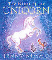 The Night of the Unicorn by Jenny Nimmo image