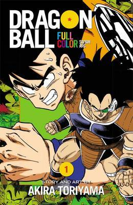 Dragon Ball Full Color, Vol. 1 by Akira Toriyama