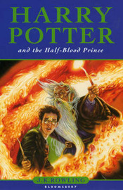 Harry Potter and the Half-Blood Prince #6 (Children's Ed.) by J.K. Rowling