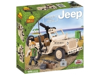 Cobi: Small Army - Willy's Jeep - Mini Gun