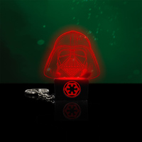 Star Wars: Darth Vader Light Up Keyring