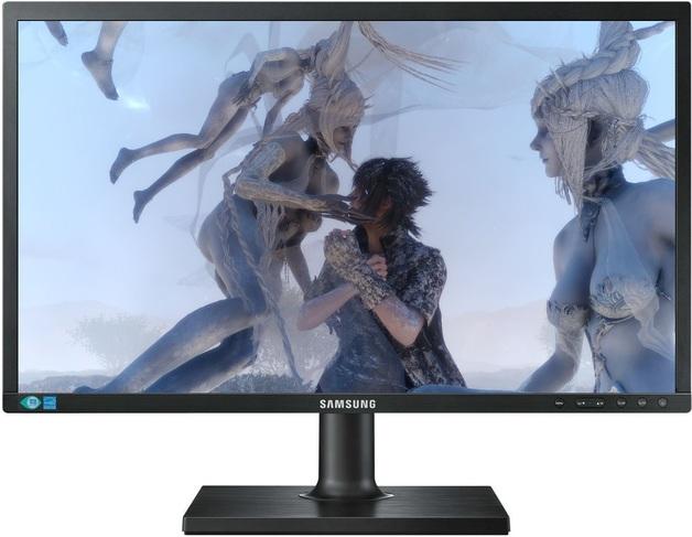 """24"""" Samsung 4ms WUXGA Gaming Monitor"""