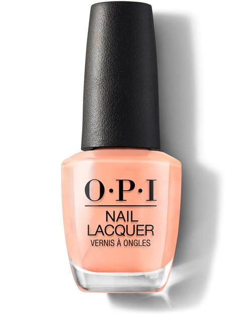 OPI Nail Lacquer # NL N58 Crawfishin for a Compliment (15ml)