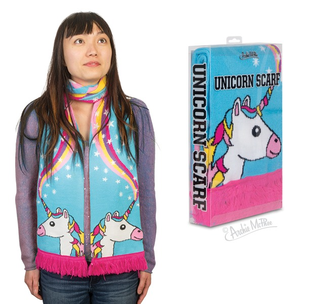 Unicorn Scarf image