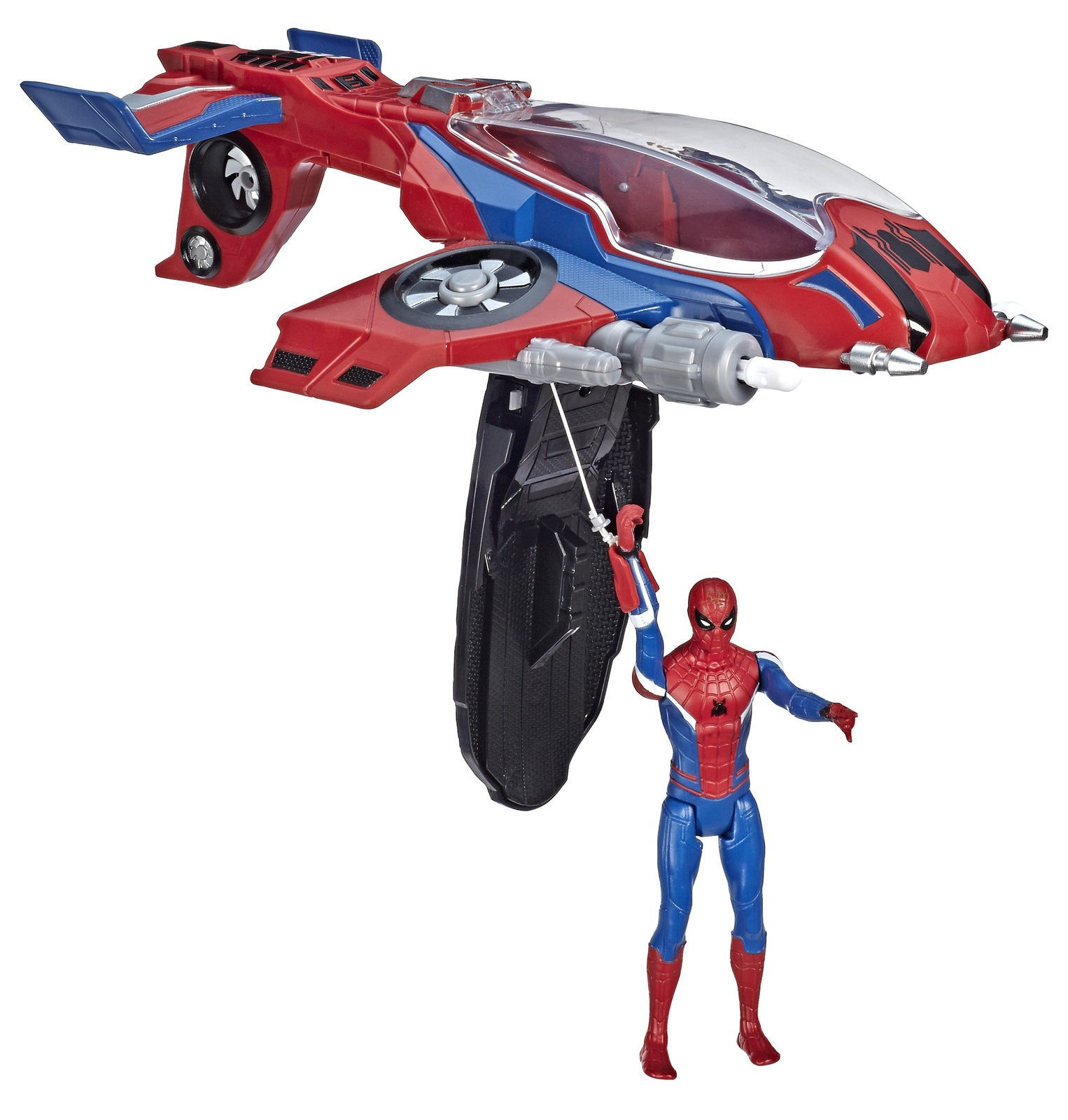 Spider-Man: Spider-Jet - Vehicle Playset image
