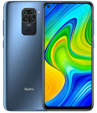Xiaomi Redmi Note 9 (128GB/4GB RAM) - Midnight Grey image