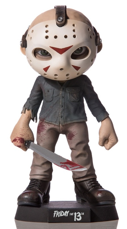 Friday The 13th: Jason - Mini-Co. Vinyl Figure