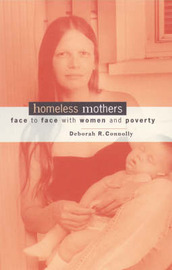 Homeless Mothers by Deborah R. Connolly image