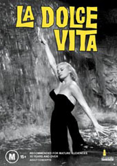 La Dolce Vita on DVD