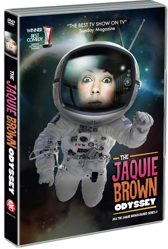 The Jaquie Brown Diaries - Series 2 on DVD