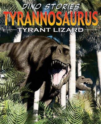 Tyrannosaurus Rex by Rob Shone