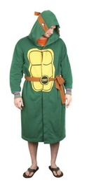 TMNT: Hooded Costume Robe - Michelangelo (Small/Medium)