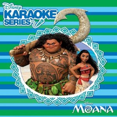 Disney Karaoke Series: Moana by Various