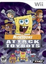 Nicktoons: Attack Of The Toybots for Nintendo Wii