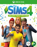 The Sims 4 Deluxe Edition for Xbox One