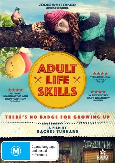 Adult Life Skills on DVD image
