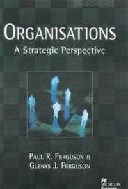 Organisations by Paul R. Ferguson image