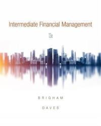 Intermediate Financial Management by Phillip Daves