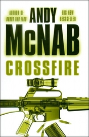 Crossfire by Andy McNab image
