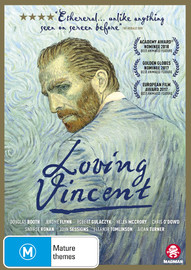 Loving Vincent on DVD
