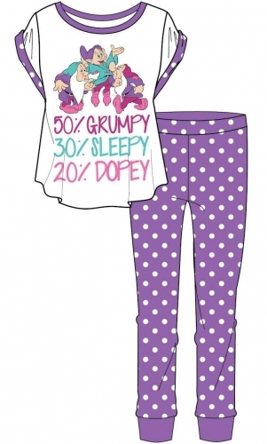 Ladies Grumpy Pyjamas