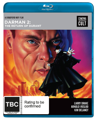 Darkman II: The Return Of Durant on Blu-ray