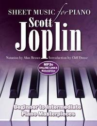 Scott Joplin: Sheet Music for Piano