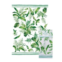 Paradise Fronds Kitchen Towel
