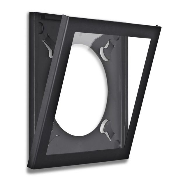 ART VINYL: Play & Display Flip Frame - Black
