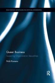 Queer Business by Nick Rumens image
