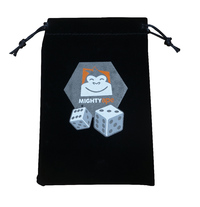 Mighty Ape Drawstring Component/Dice Bag - Small image