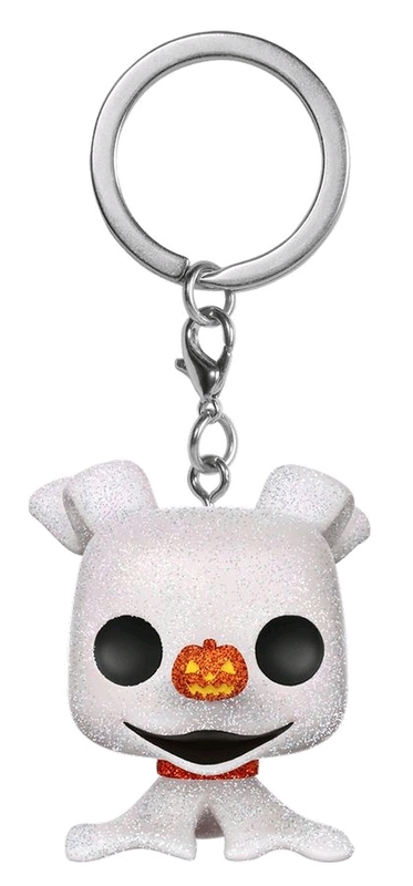 Funko Nightmare Before Christmas Pocket POP Keychain- Zero