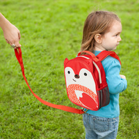 Skip Hop: Zoo Let Safety Harness Backpack - Fox image