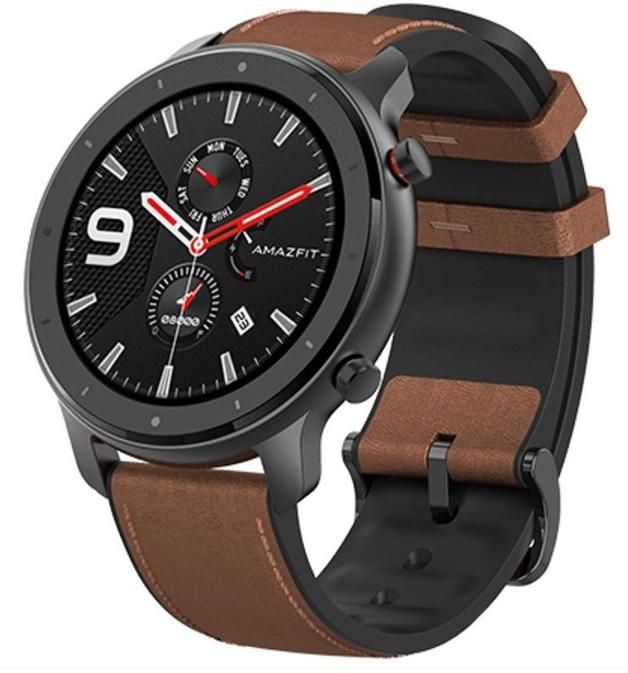 Xiaomi: Amazfit GTR Smart Watch - Aluminum (47mm)