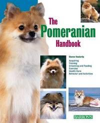 Pomeranian Handbook by Sharon Vanderlip image