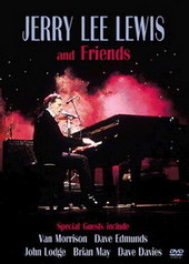 Jerry Lee Lewis and Friends on DVD