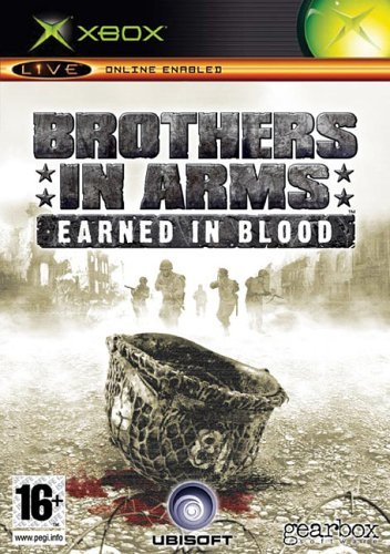 Brothers in Arms: Earned in Blood for Xbox
