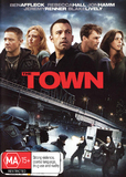 The Town DVD