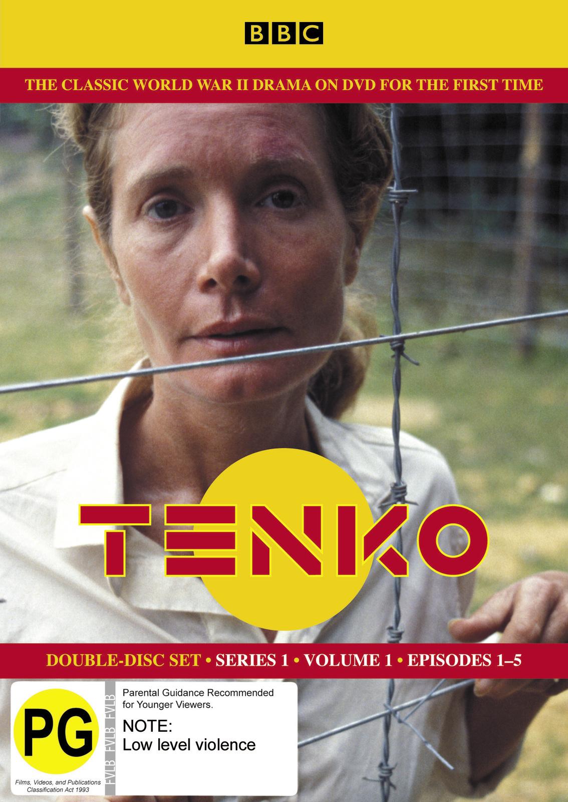 Tenko - Vol. 1 - Series 1: Episodes 1-5 (2 Disc Set) on DVD image
