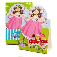 Fairy Cupcakes Party Invitations & Envelopes