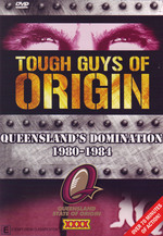 NRL - Tough Guys Of Origin: Queensland's Domination - 1980-1984 on DVD